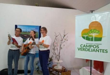 O Café Colonial dos Campos Verdejantes
