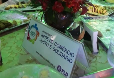 IECLB prestigia Economia Solidária na investidura da Presidência