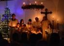 Culto a Velas na Igreja Martin Luther - São Paulo/SP
