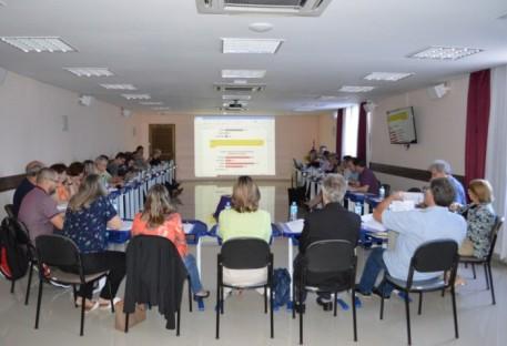 Reunião do Conselho da Igreja - dezembro/2018