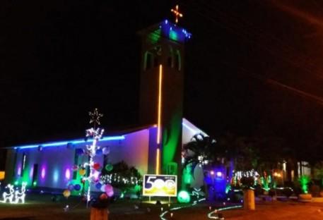 Natal Luz na IECLB em Planalto/PR