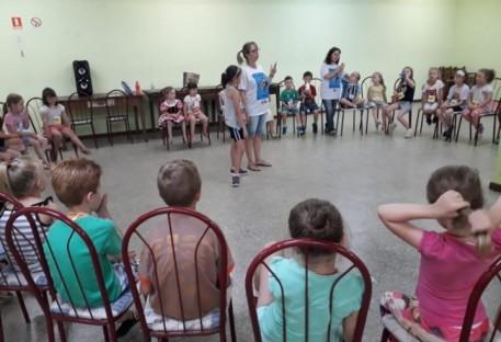 Encontro Bíblico de Férias em Nova Petrópolis
