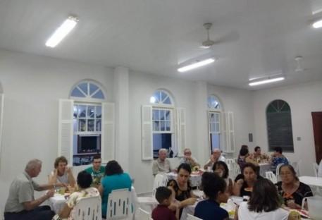 Comunidade em retrospectiva e projeção