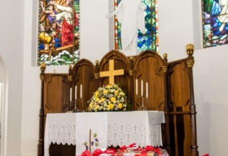 Culto de Ordenação em Rio do Sul/SC