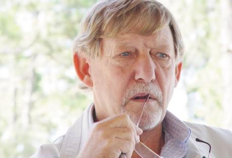 Falecimento P. em. Huberto Kirchheim
