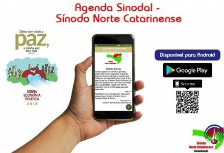 App do Sínodo Norte Catarinense