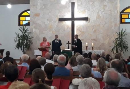 Nilo Christmann é o novo pastor de Blumenau Martin Luther Progresso