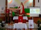 Paróquia Aliança celebra dez anos de memória, vivência e testemunho