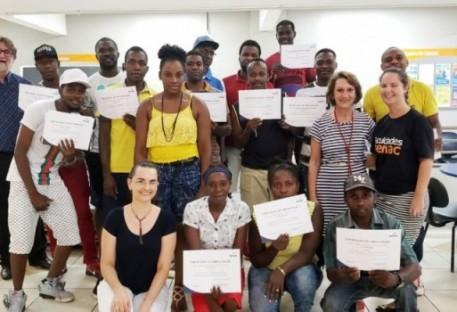 Projeto da IECLB conclui o primeiro curso de Língua Portuguesa para Estrangeiros