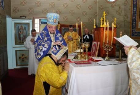 Sínodo Paranapanema participa na ordenação de padre ortodoxo