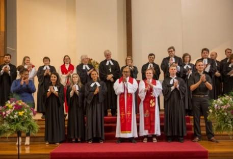 Ordenação Conjunta ao Ministério Eclesiástico na IECLB - 2019