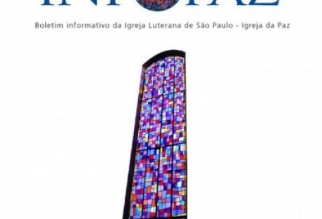 INFOPAZ 2018 - Informativo da Paróquia Santo Amaro - São Paulo/SP