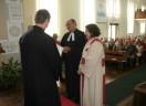 Gratidão e envio para o ministério jubilar