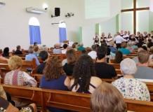 Comunidade de Indaiatuba/SP celebra datas de sua história!