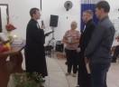 Pastor Felipe Graupe é instalado em Vila Rica/MT