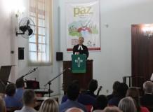 Sigfrid Baade assume campo de atividade em Brusque Martim Lutero