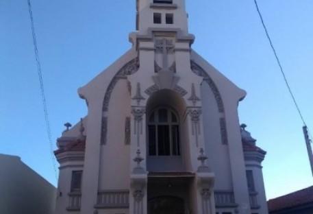 Reformas no Templo São Miguel de Rio Grande