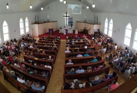 500 luteranos celebram seus talentos e a vida comunitária.