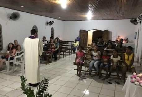 Culto de Tomé em Guaraí/TO