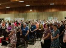 Jubileu de Ouro da OASE - Paróquia São Mateus - Joinville/SC