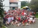 Quase 500 jovens se encontram no acampamento em Rodeio 12
