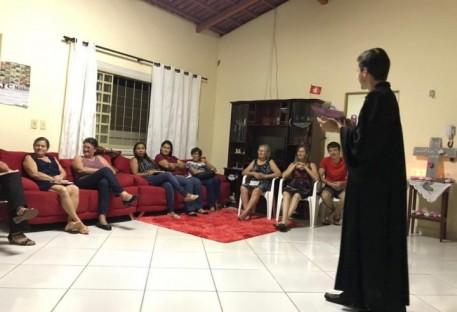 Culto de Tomé em Pedro Afonso/TO