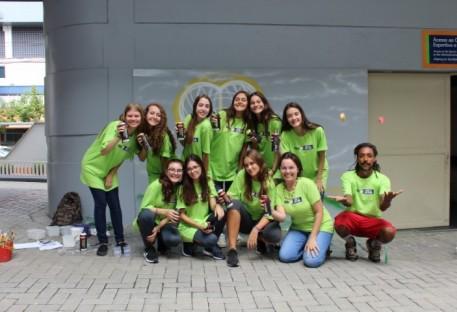 Educação pela Paz na Escola Barão do Rio Branco - Blumenau/SC