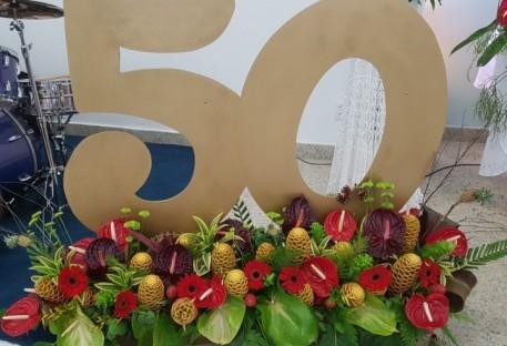Grupo de OASE Lídia celebra 50 Anos