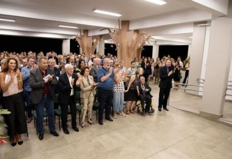 Novo prédio do Colégio Mauá é inaugurado em clima de emoção