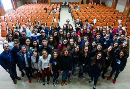 25º Encontro de Lideranças Estudantis da Rede Sinodal de Educação - Região Setentrional