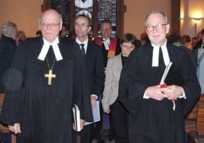 Parcerias com a Igreja do Norte da Alemanha, Obra Missionária na Baixa Saxônia e Igreja Evangélica na Alemanha