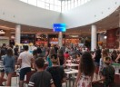 Flash Mob no Shopping