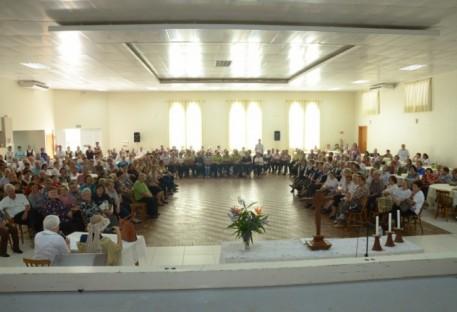 Dia Sinodal dos Idosos dialoga sobre a valorização dos avós