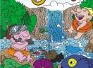 Que tal presentear as crianças com uma assinatura da revista O Amigo das Crianças?