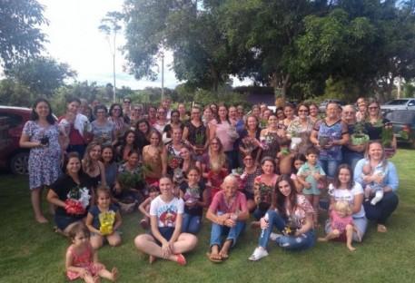 8º Encontro Paroquial de Mulheres em Ariquemes/RO