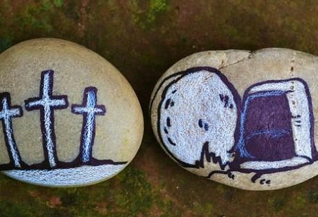 Quem tirará a pedra para nós