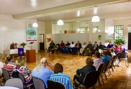 Conferência Ministerial do Sínodo Vale do Taquari - março 2019