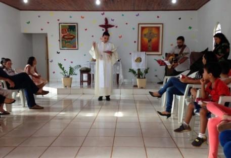 Tríduo Pascal em Guaraí/TO