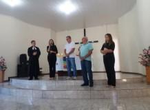 Instalação da Missionária Cledimar Becker na Comunidade de Gaúcha do Norte - MT
