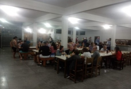 Dia do Pastel na Comunidade Evangélica de Confissão Luterana Ilha da Figueira - Jaraguá do Sul/SC