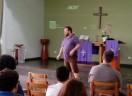 Uma aula diferente em Uberlândia/MG