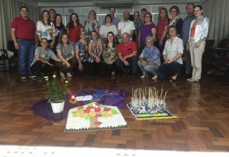 Reunião do Conselho Nacional de Educação Cristã Contínua (CONECC)