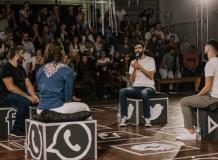 Talk Show Altos Papos em Jaraguá do Sul/SC