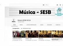Música SESB - canal de partilha e aprendizagem