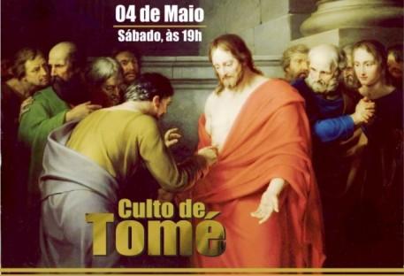 Culto de Tomé
