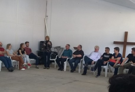Formação teológica a serviço das metas missionárias da igreja – Presidência da IECLB dialoga com Direção e comunidade acadêmica da FLT
