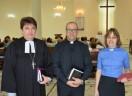 Comunidade celebra Culto de Instalação de Elfriede Krause e Oziel Gustavo Marian