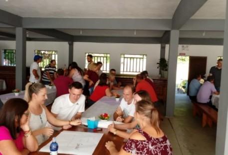 Massaranduba realiza Encontro de Planejamento Missionário