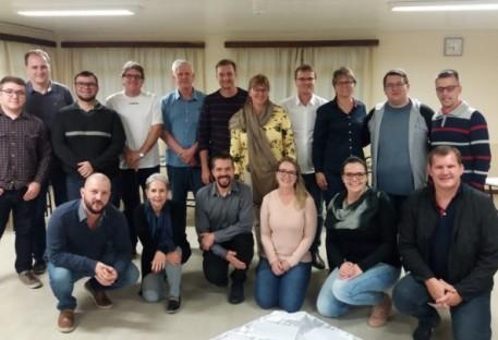 Seminário Regional do PPHM com participação de Mentores e Mentoras em Curitiba/PR