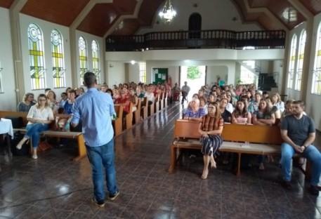 Nem Tão Doce Lar é tema de encontro da OASE Regional Centro do Sínodo Paranapanema